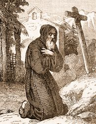 St. Gall was born in Ireland soon after the middle of the sixth century, of…
