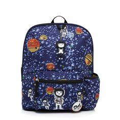 Zip and Zoe | Kid's Backpack Age 3+ Spaceman