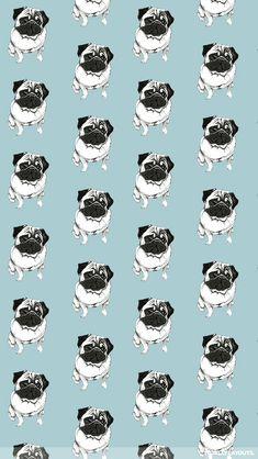 ❤️ pug pattern