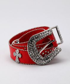 Red, silver, western...