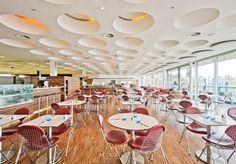 Forth Floor Brasserie, Harvey Nichols, Edinburgh