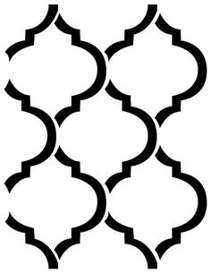 Stencil template by angelger28, via Flickr