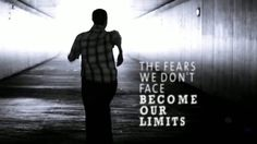 The Fears We Don't Face Become Our Limits..!! #quotes #quotesforlife #inspirationalquotes