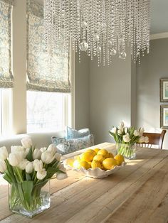 Like the roman shades. I want mine lined as windows face east & south in my room. This is a lighter gray. Endless possibilities for colors to mix with the gray. A nice neutral. Gray is a good color with any style too.