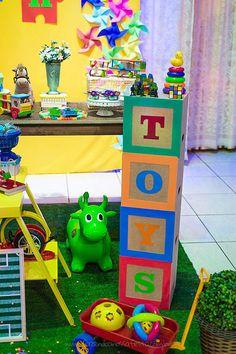 Festa Brinquedos do Noah 2
