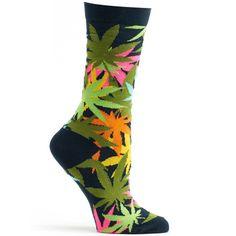 ozone design womens laced weed sock – Ozone Design Inc