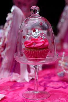 My little one wants a princess birthday party.
