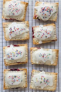 Lighten Things Up With These 13 Healthy Pop Tart Recipes via Brit + Co