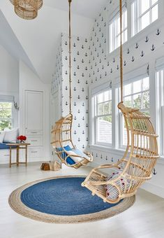 Lee Caroline - A World of Inspiration: Beautiful Hamptons Beach House - Part Two