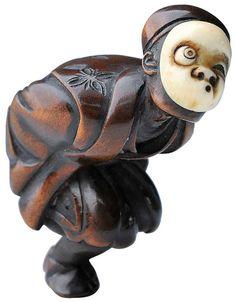 約300点の根付(ねつけ)が勢ぞろい!!三鷹市美術ギャラリーで1/14から「根付 ~江戸と現代を結ぶ造形~展」が開催 | ADB