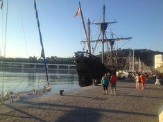 Dock one, harbour