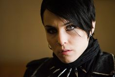 """Noomi Rapace!!  The """"original"""" Girl with the Dragon Tattoo"""