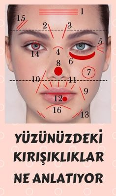 Yüzünüzdeki çizgiler ve kırışıklıklar vücudunuz ha Face Care, Body Care, Health And Beauty, Health And Wellness, The Face, Les Rides, Belly Fat Workout, Healthy Skin Care, Homemade Skin Care