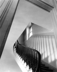 Imogen Cunningham: Stairway in the Old Art Building, Mills College, 1920 Ellen Von Unwerth, Vivian Maier, Portland, Annie Leibovitz, Photography Words, Types Of Photography, Oregon, Messina, Imogen Cunningham