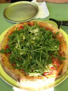 Pizza Pura in Asheville, NC