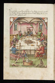 Aarau, Aargauer Kantonsbibliothek, MsWettF 16: 2: Silbereisen: Chronicon Helvetiae, partie II · Wettingen · 1572 Langue: Allemand (http://www.e-codices.unifr.ch/fr/list/one/kba/0016-2)