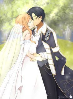 Sao Kirito And Asuna, Chibi, Sword Art Online Wallpaper, Sword Art Online Kirito, Game Of Thrones Art, Anime Girl Hot, Avatar, Love Illustration, Couple Art