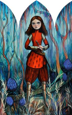Kelly Vivanco - At the Edge of the Mangrove