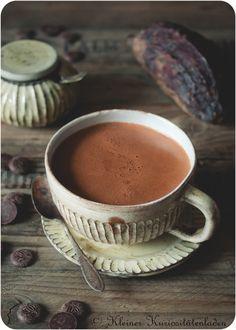 Heiße Schokolade aus dem Thermomix