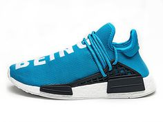 Blue Pharrell Human Race NMD BB0618