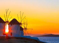 Atenas, Mykonos y Crucero 4 Días A Fondo