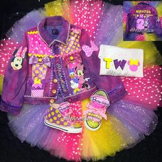 Full sleeved denim jacket and tutu set Cute Little Girls Outfits, Toddler Outfits, Kids Outfits, Baby Girl Fashion, Kids Fashion, American Baby Doll, Tutu Outfits, Tutu Dresses, Kid Swag
