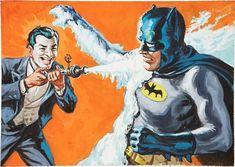Norman Saunders Batman 1966 3..mar16