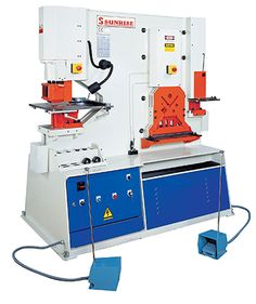 Baileigh Industrial Ironworker include characteristics like: Application: Metal Fabrication, Hole punching, Angle Iron Shearing, Round Bar Shearing. Toy Chest, Storage Chest, Iron, Home Decor, Decoration Home, Room Decor, Home Interior Design, Home Decoration, Interior Design