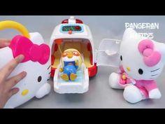 Mainan Dokter Dokteran ❤ Hello Kitty  ❤ Mobil Ambulance ❤ Ice Cream Cone...