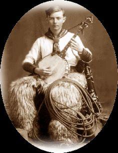 Cowboy banjo...LeXze Mann