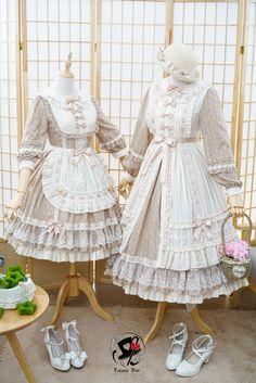 【幻之风原创lolita】~拾星屑的少女~棉质星罩裙【尾款】-淘宝网全球站