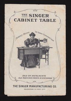 Costurera victoriana