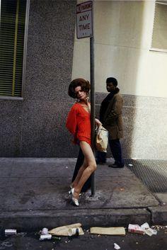 William Eggleston. Untitled (from Chromes 1969-1974)