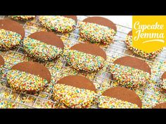 The Best Chocolate Cut-Out Cookies Ever | Cupcake Jemma - YouTube