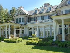 CURB APPEAL – another great example of beautiful design. The Enchanted Home: Which would you choose?