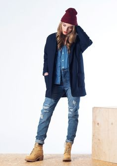 Style Your Denim: Pre-Spring