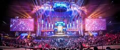eSport numbers skyrocket and continue to thrive