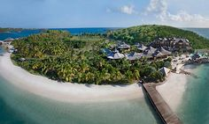 """Calivigny, a luxury private island located off the coast of Grenada-the """"Spice Isle"""", is the ultimate escape for the affluent traveler in search of their own slice of paradise."""