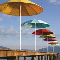 Pagodenschirm Sonnenschirm mit Knickgelenk