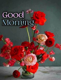 Good Morning Images For Whatsapp Good Morning Flowers Pictures, Happy Good Morning Quotes, Good Morning Beautiful Pictures, Good Morning Beautiful Flowers, Good Morning Saturday, Good Morning Roses, Good Morning Cards, Cute Good Morning, Good Morning Picture