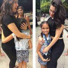 i cant handle pics of lauren with children ITS TOO CUTE @pretyfuckindope