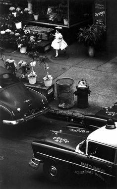 "adanvc:  ""Lower Manhattan, New York City, 1957-1958.  by W. Eugene Smith  """