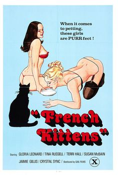 French Kittens, 1976