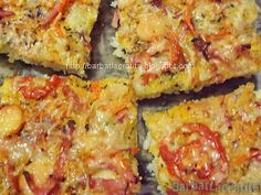 Pizza de casa Pizza, Quiche, Food And Drink, Cooking, Breakfast, Home, Tart, Baking Center, Kochen