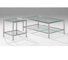 Glazen Moderne Salontafel.16 Beste Afbeeldingen Van Glazen Salontafels Glass Coffee Tables