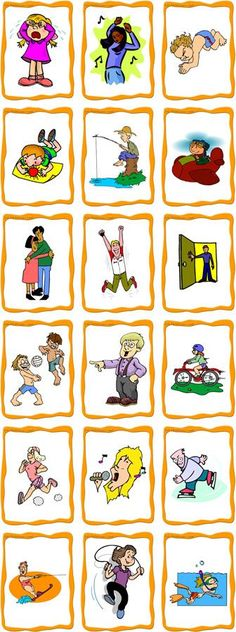 Lisää verbejä http://www.easypacelearning.com/all-lessons/learning-english-level-1/1378-activities-done-everyday-vocabulary-with-pictures: