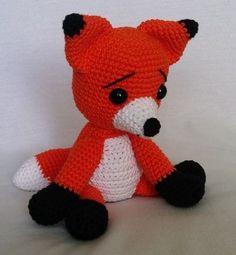 Csalafinta kis róka - Horgolásminták játékosan