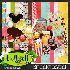 Lisa Campbell Designs: Kelly has a sweet treat for you today!