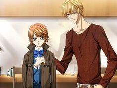 Kyoko and Sho