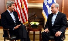 Netanyahu denies agreeing to peace talks based on '67 lines  JULY 18, 2013